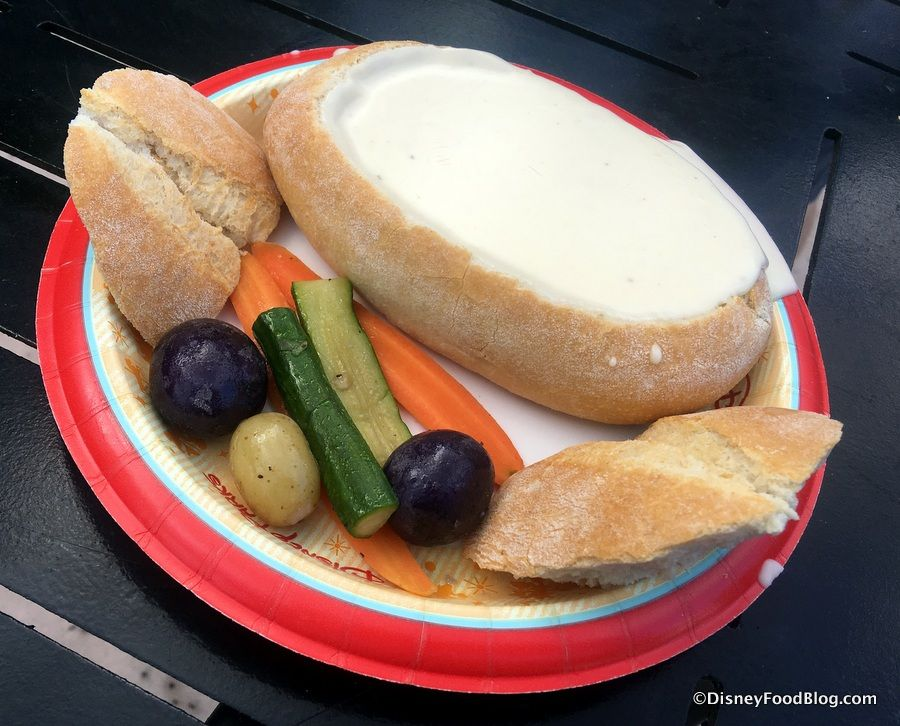 Best of Epcot's Holidays Around the World Food Booths