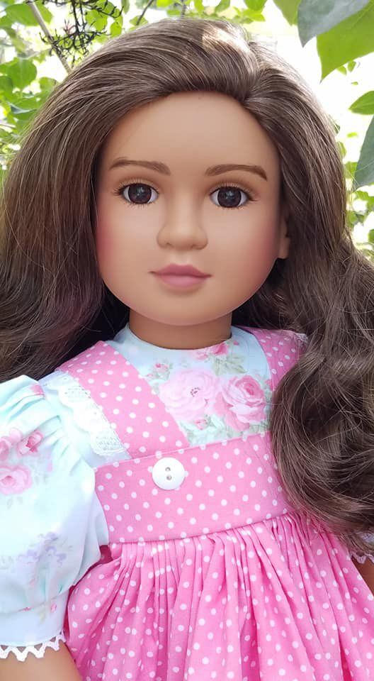 Model Doll F, Monica – Denver Doll Emporium  |Denver Doll Heads