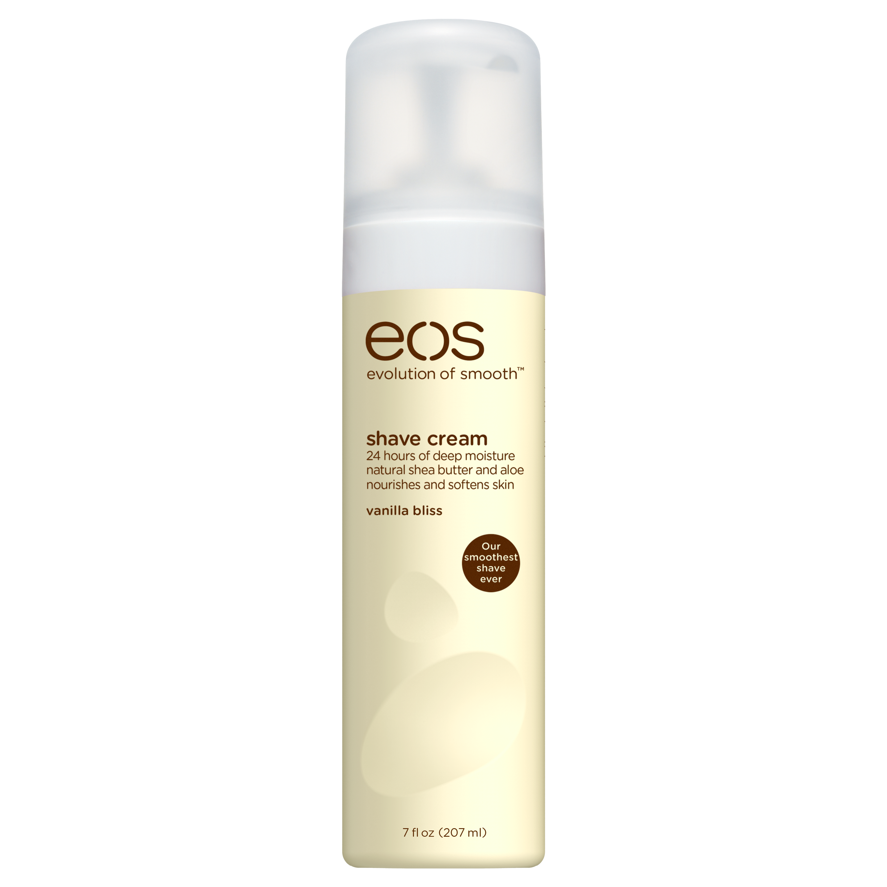 eos Shea Better Shave Cream - Vanilla Bliss | 7 oz - Walmart.com