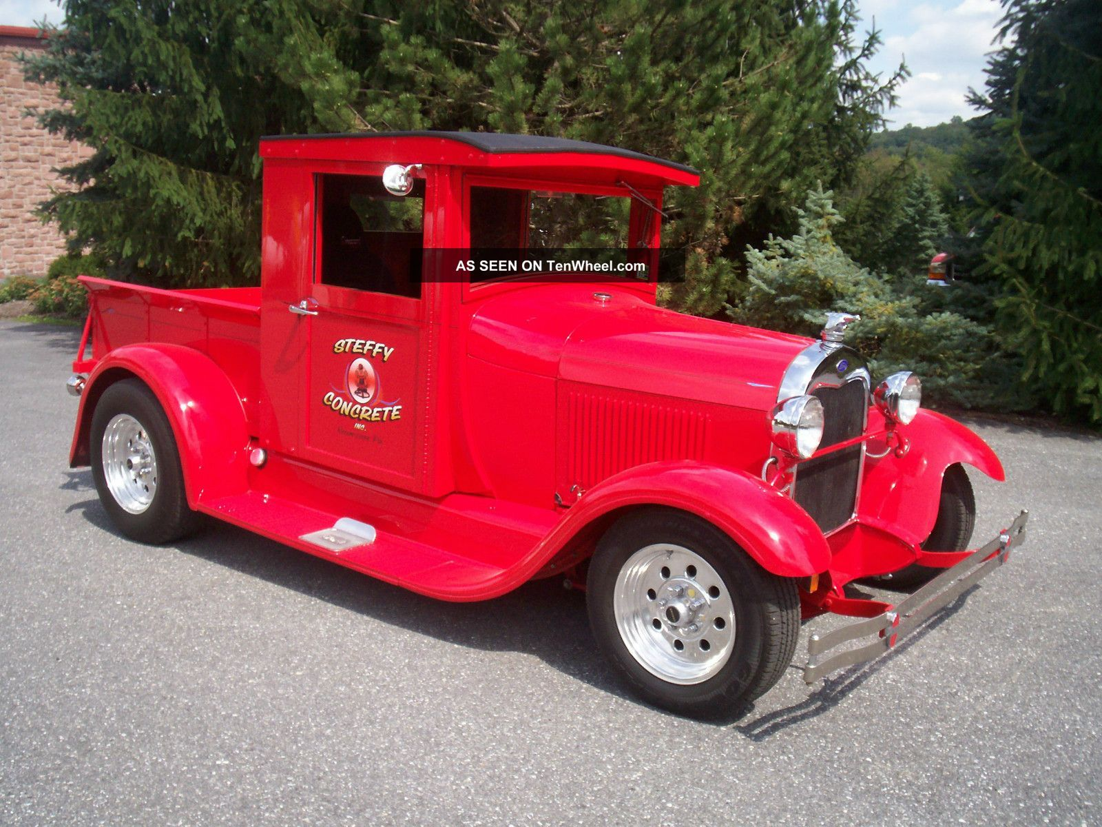 images of ford hot rod trucks | 1928 Ford Pickup Hot Rod Other ...