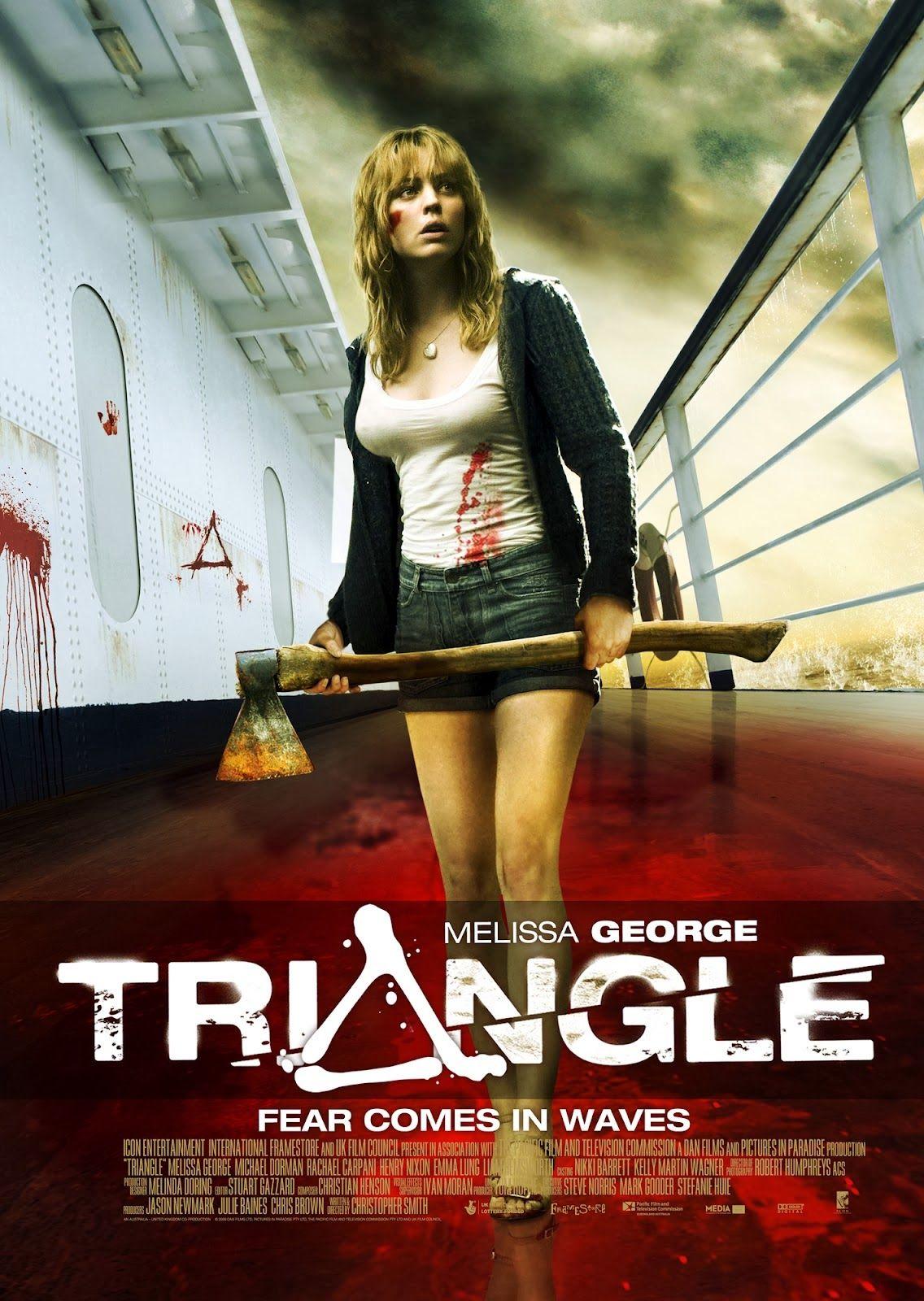 triangle 2009 movie record pinterest triangle 2009. Black Bedroom Furniture Sets. Home Design Ideas