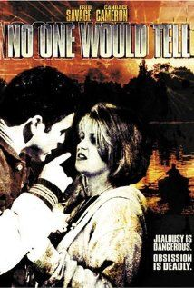 No One Would Tell 1996 Starring Candace Cameron Bure Fred