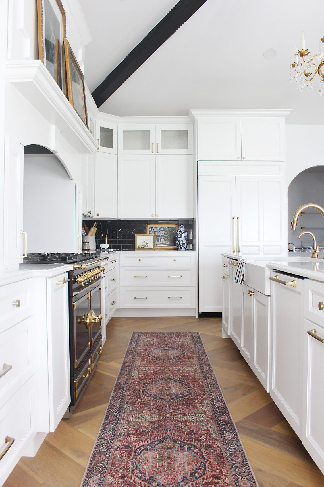 mallory s classic colonial kitchen reveal interior house colors cheap home decor home decor on kitchen interior classic id=55466