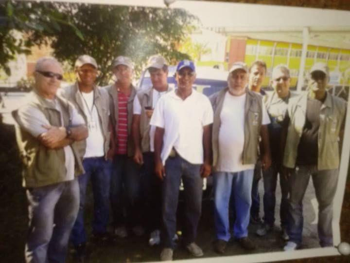 """Angra dos Reis, RJ: """"MINHA SEGUNDA FAMÍLIA...SFA - DFP"""" - Adriano Abbud e os Fiscais"""