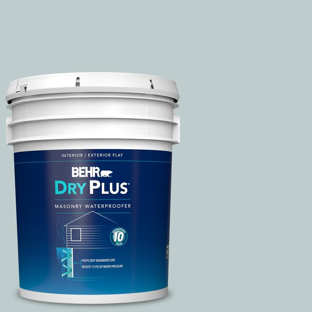 Behr 5 Gal Bw 45 Salt River Dry Plus Masonry Waterproofer In 2020 Behr Concrete Bricks Masonry Wall