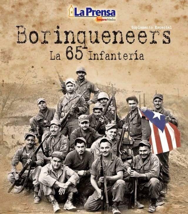 borinqueneers la 65 infanter a guerra de korea 65 de