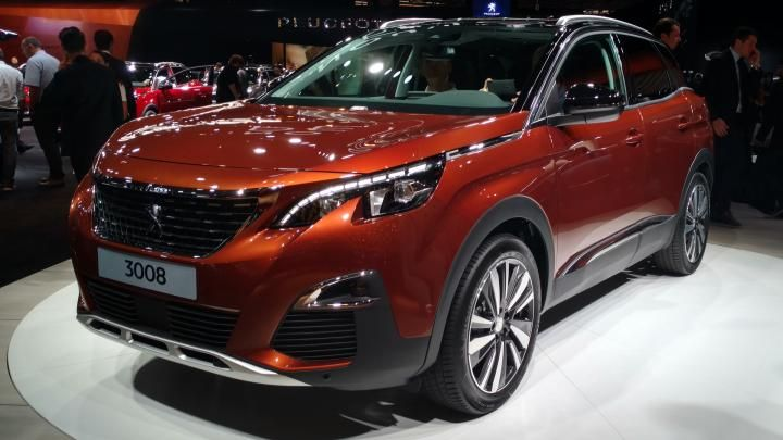 New Peugeot 3008 Prices Specs Release Date Peugeot Suv