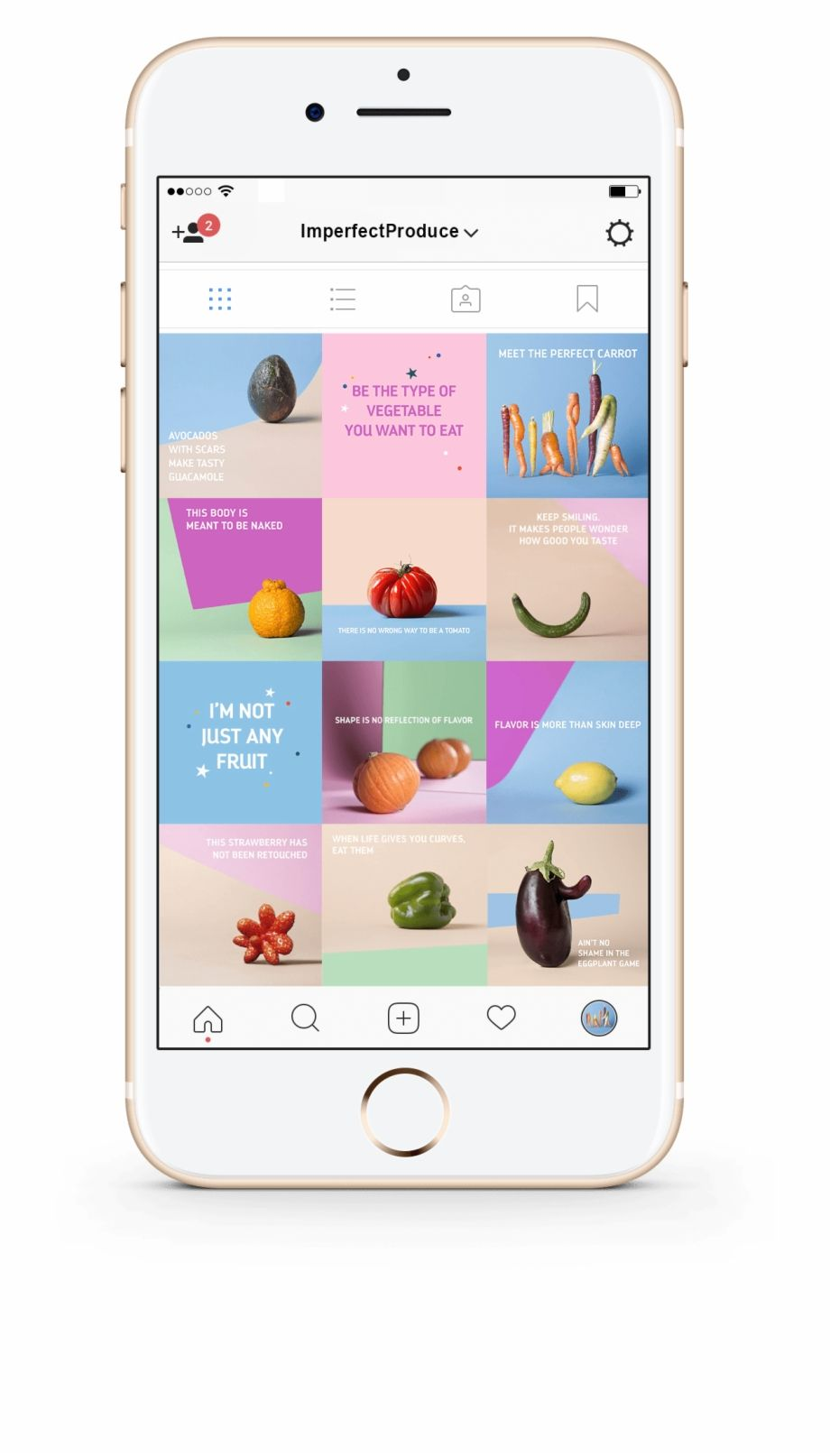 Instagram Feed On Phone Mockup 1 Fit Instagram Feed Mock Up Is A Free Transparent Png Image Search And Find More On Phone Mockup Instagram Feed Instagram