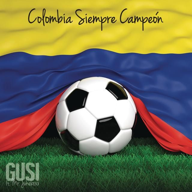 Gusi le canta a la seleccion hoy semifinal #NowPlaying Colombia Siempre Campeón de Gusi, Mr. Jukeboxx https://open.spotify.com/track/0nQ02F8C1YVCMpHs8FxuVY