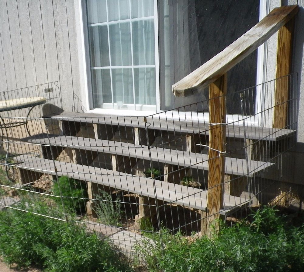 Best Diy Outdoor Stairs Transformation Outdoor Stairs 400 x 300