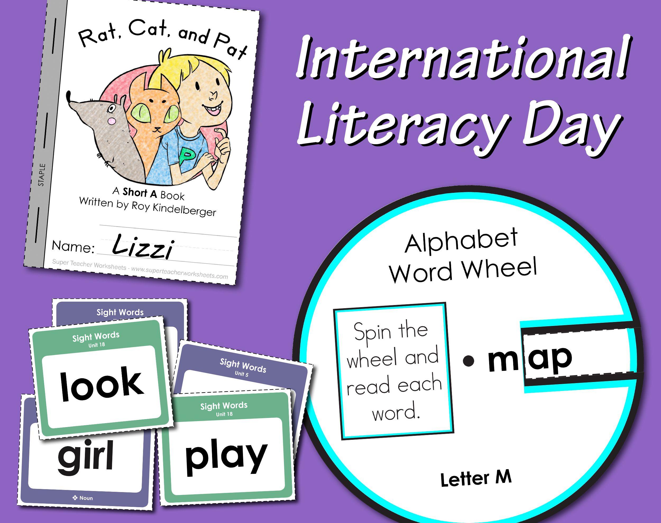 Early Literacy Word Building Activities Super Teacher Worksheets Preschool Writing [ 1980 x 2500 Pixel ]