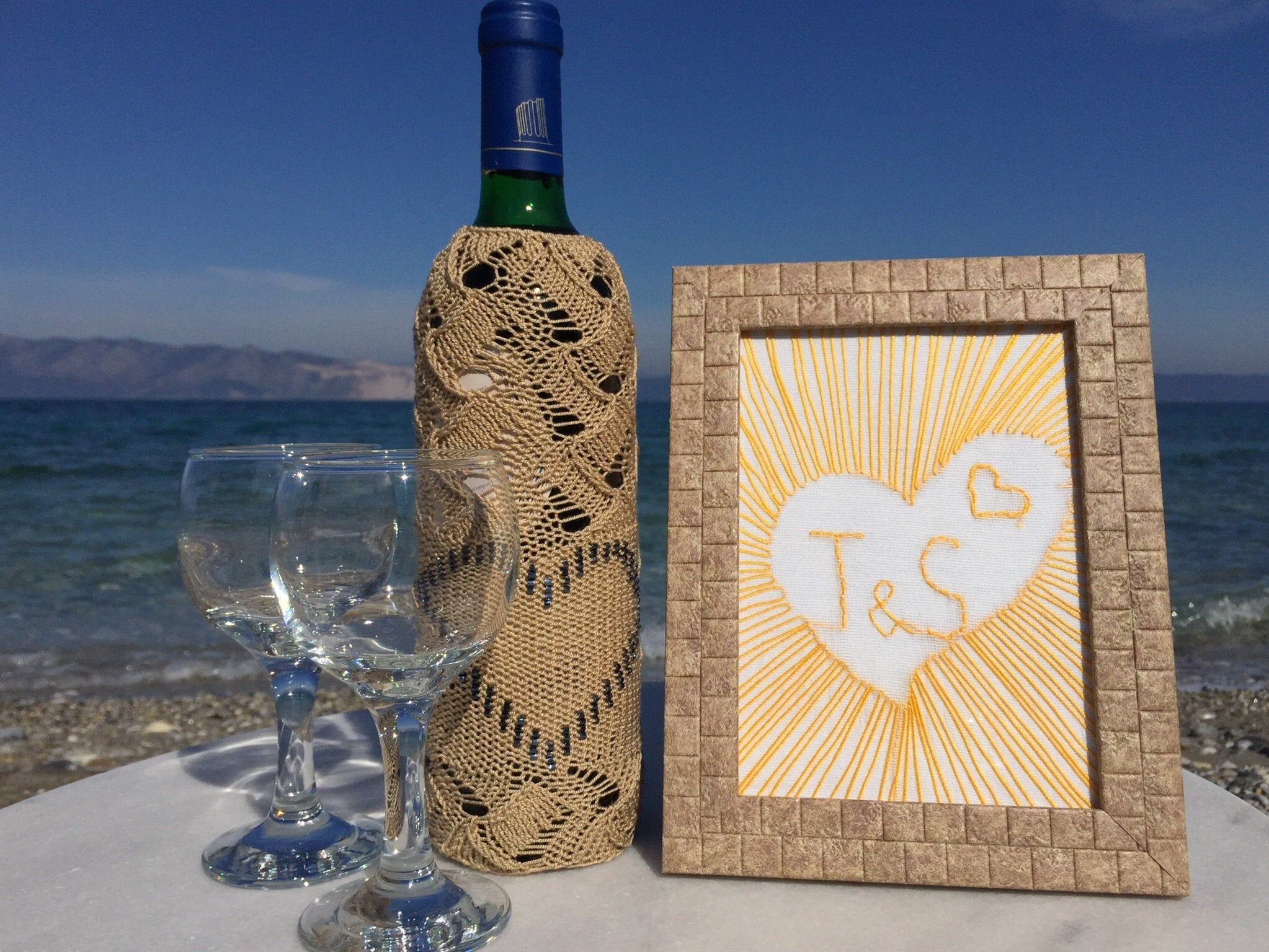 13 year wedding anniversary gift for him Lace anniversary