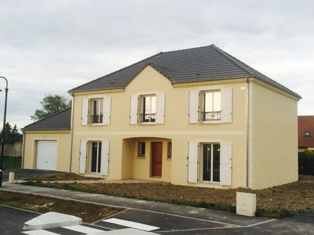 maison cibelle mod le familial maisons pierre de plus de 180 m2 cond sur suippe. Black Bedroom Furniture Sets. Home Design Ideas