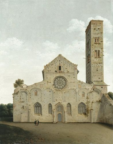 Pieter Saenredam - West Facade of the Church of Saint Mary… | Flickr