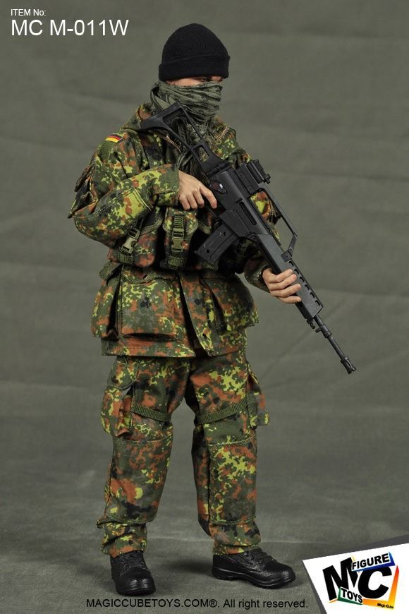 bbi Elite Force Scale 1:6 Action Figure - SEAL Team Six