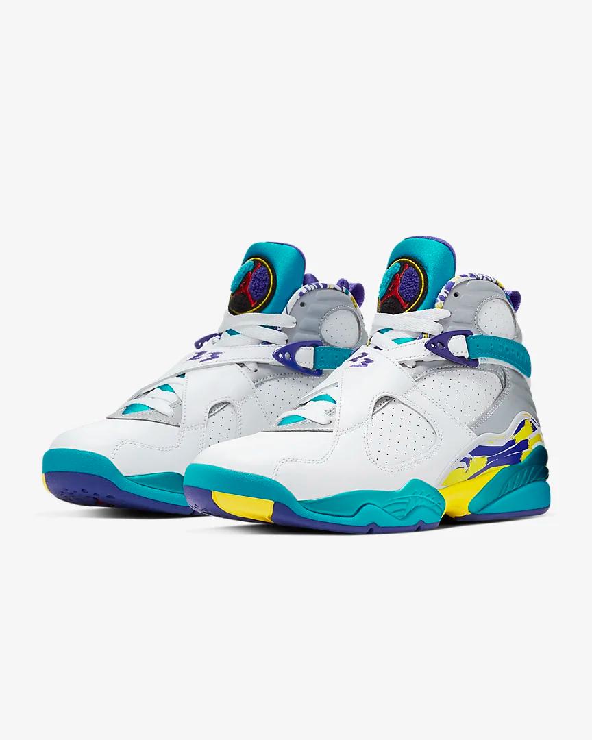 Eliminación semiconductor Una buena amiga  Air Jordan 8 Retro Women's Shoe. Nike.com in 2021 | Jordan shoes retro, Air  jordans, Air jordans retro