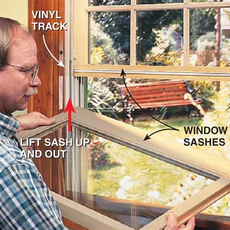 How To Fix A Double Hung Window Double Hung Windows Double Hung Window Repair