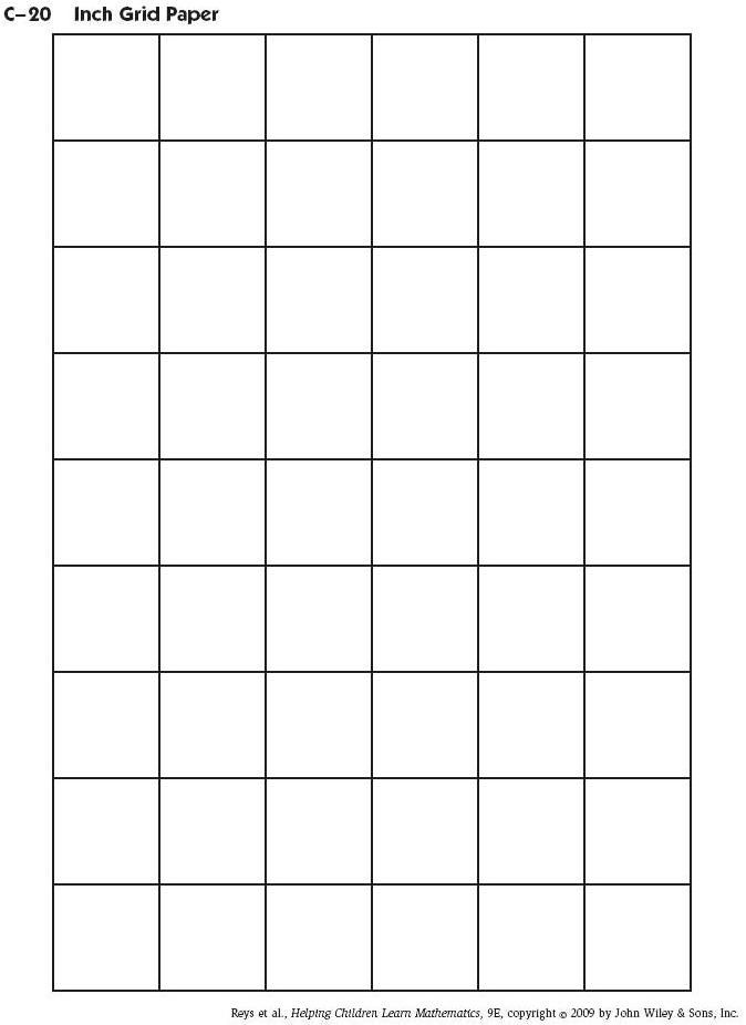 Math Grid Paper Template C20 Inch Grid Paperfor Thomas And Math  Wallpaper  Pinterest .