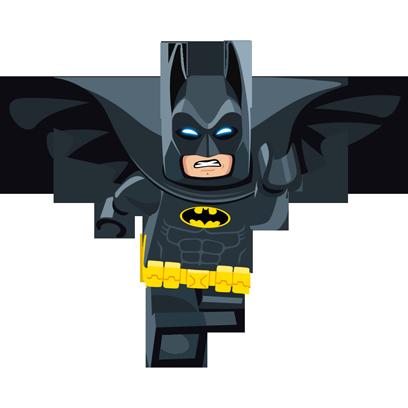 Pin Van Bethany Op Batman