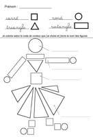 Reconnaître des formes géométriques