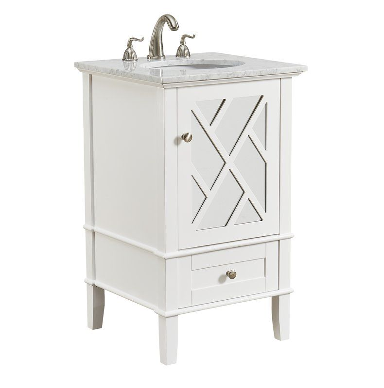 Caspian 12 Single Bathroom Vanity Set Single Bathroom Vanity Modern Bathroom Vanity Bathroom Vanity