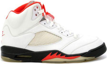 Herr Nike Air Jordan 5 Retro Grape Vit 2006 Sneakers Air