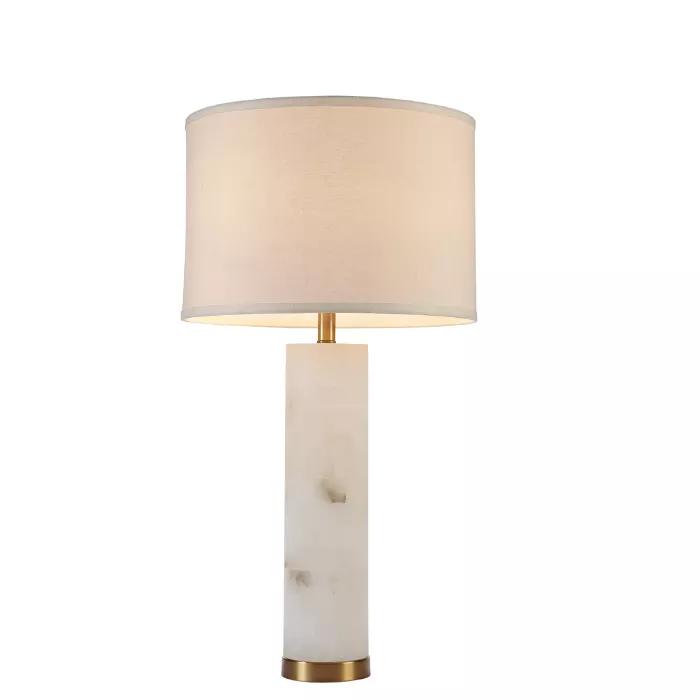 30 Prague Table Lamp Includes Led Light Bulb White Lamp Table Lamp Alabaster Lamp