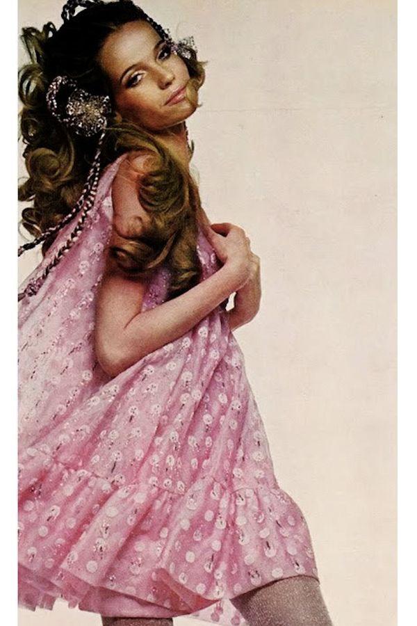 Veruschka, 1960s. Fashion Histoire de la mode, Mode et