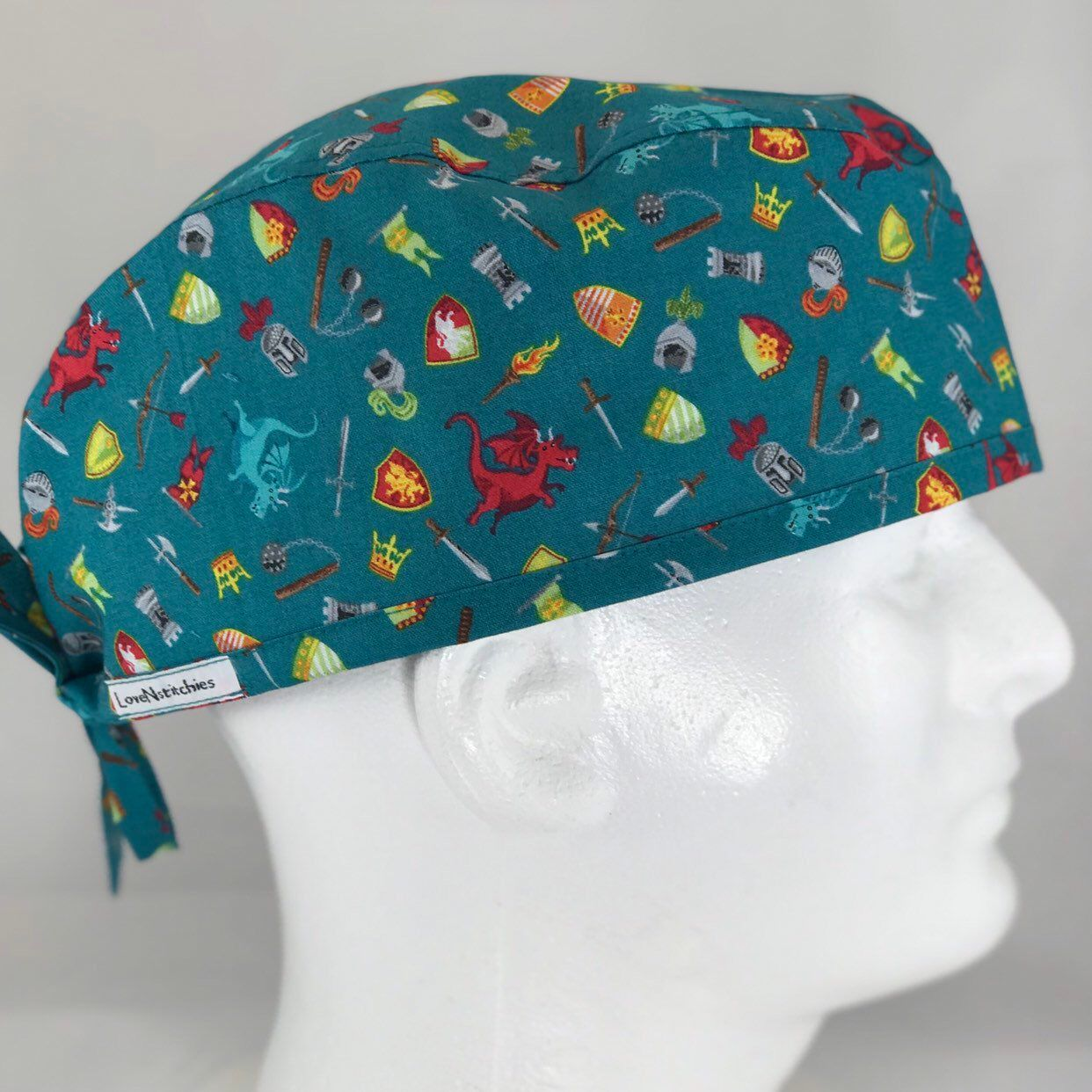 Dragon Fitted Bandana