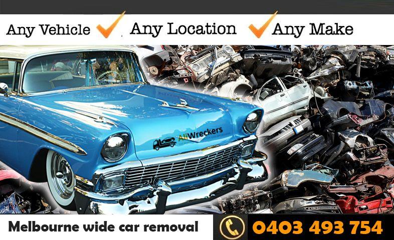Car Wreckers Frankston Cash for cars Frankston Scrap