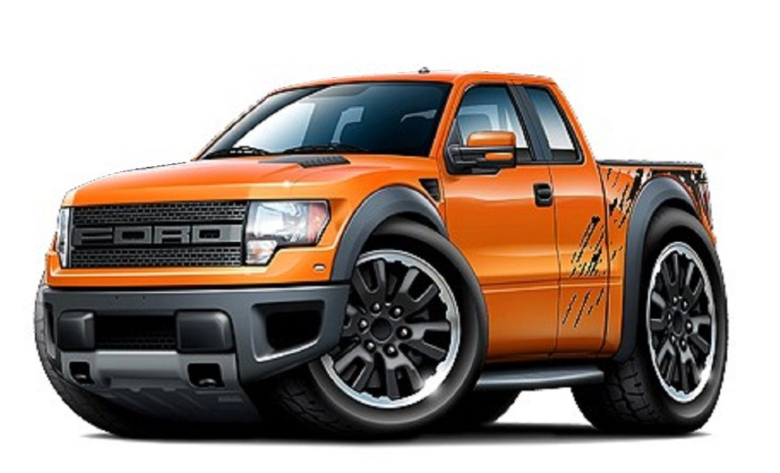 Pin By James Breaden On Cartoons With Images Ford Raptor Ford