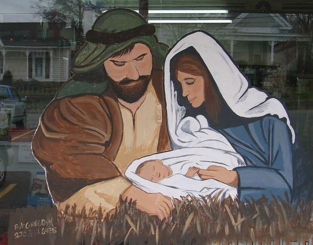 Christmas Window Painting Christmas Window Painting Window Painting Painting On Glass Windows