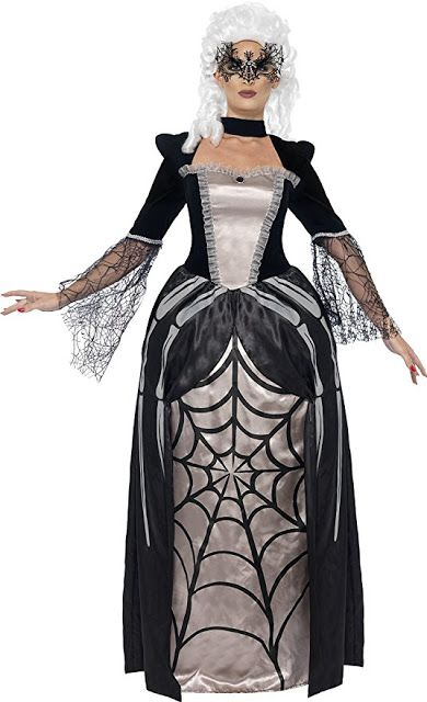 The Gothic Halloween Costume I'm Tempted to Just Wear Around the House Every Day