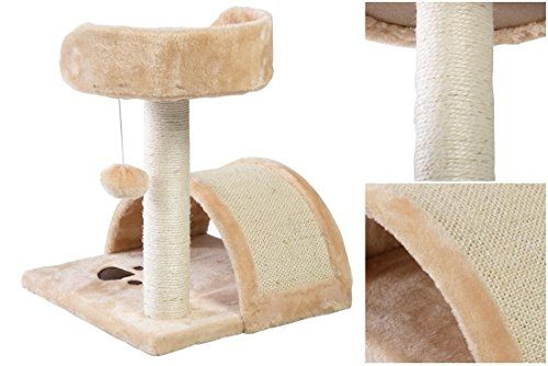 Culminate Popular 18 Cat Tree Level Condo Furniture Scratching Post Color Beige Want To Know More Click Cat Litter Box Furniture Cat Tree Condo Furniture