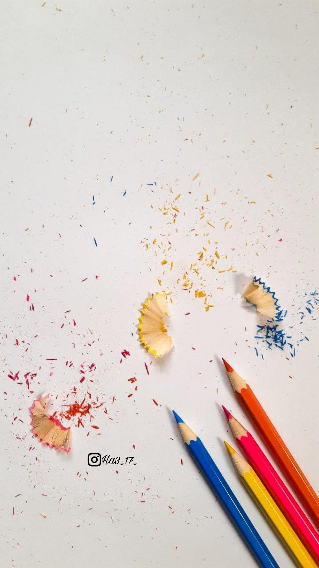 اقلام تلوين افكار تصوير كيوت Pencil Supplies