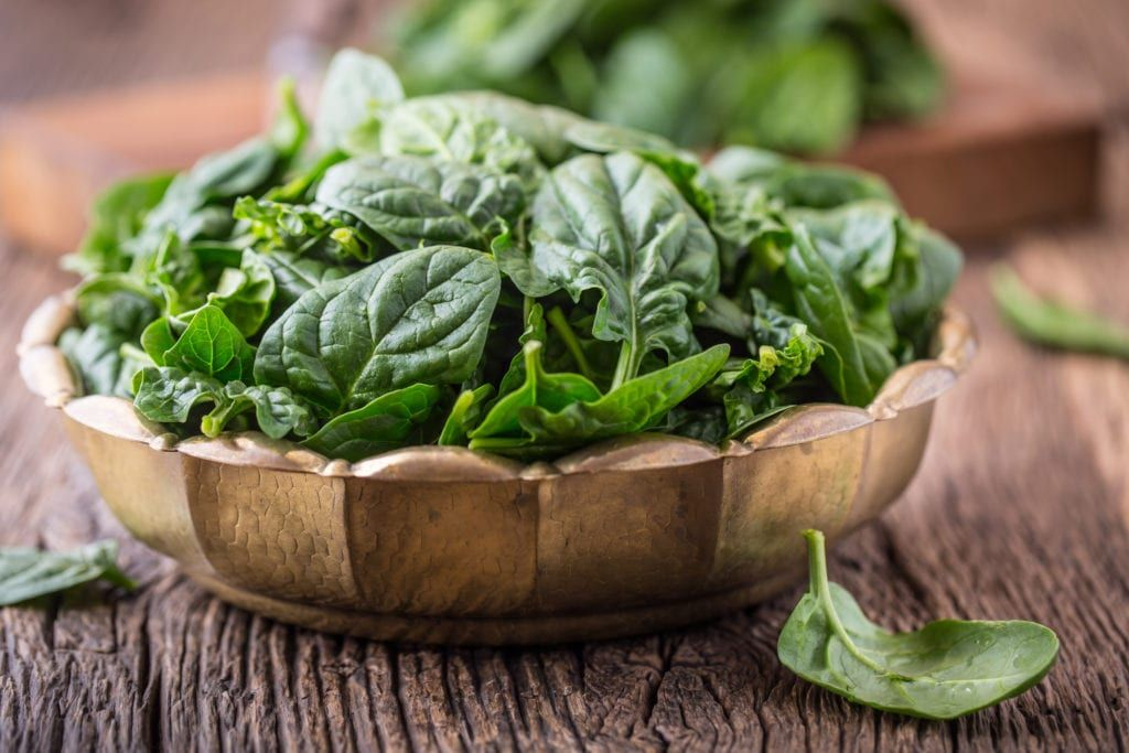 How To Freeze Spinach, Kale, and Other Leafy Greens For
