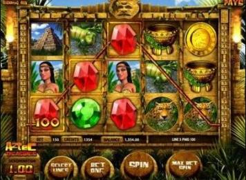 Игровые автоматы сокровища ацтеков играть бесплатно какие казино дают деньги при регистрации