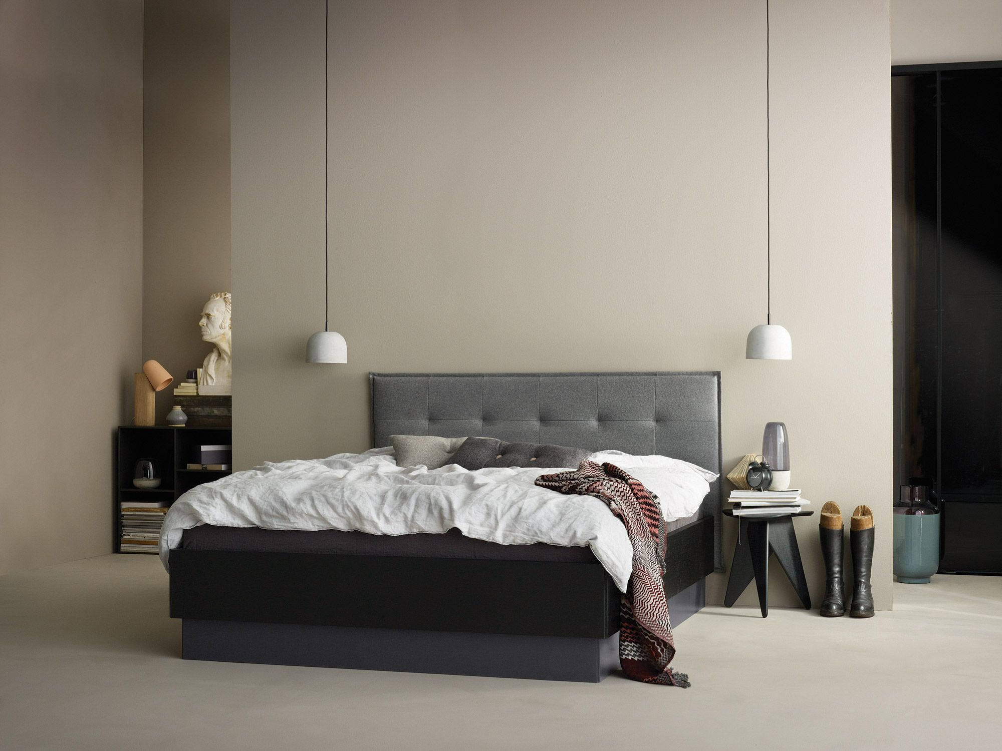 Morten Georgsen of BoConcept knows how important sleep is in daily