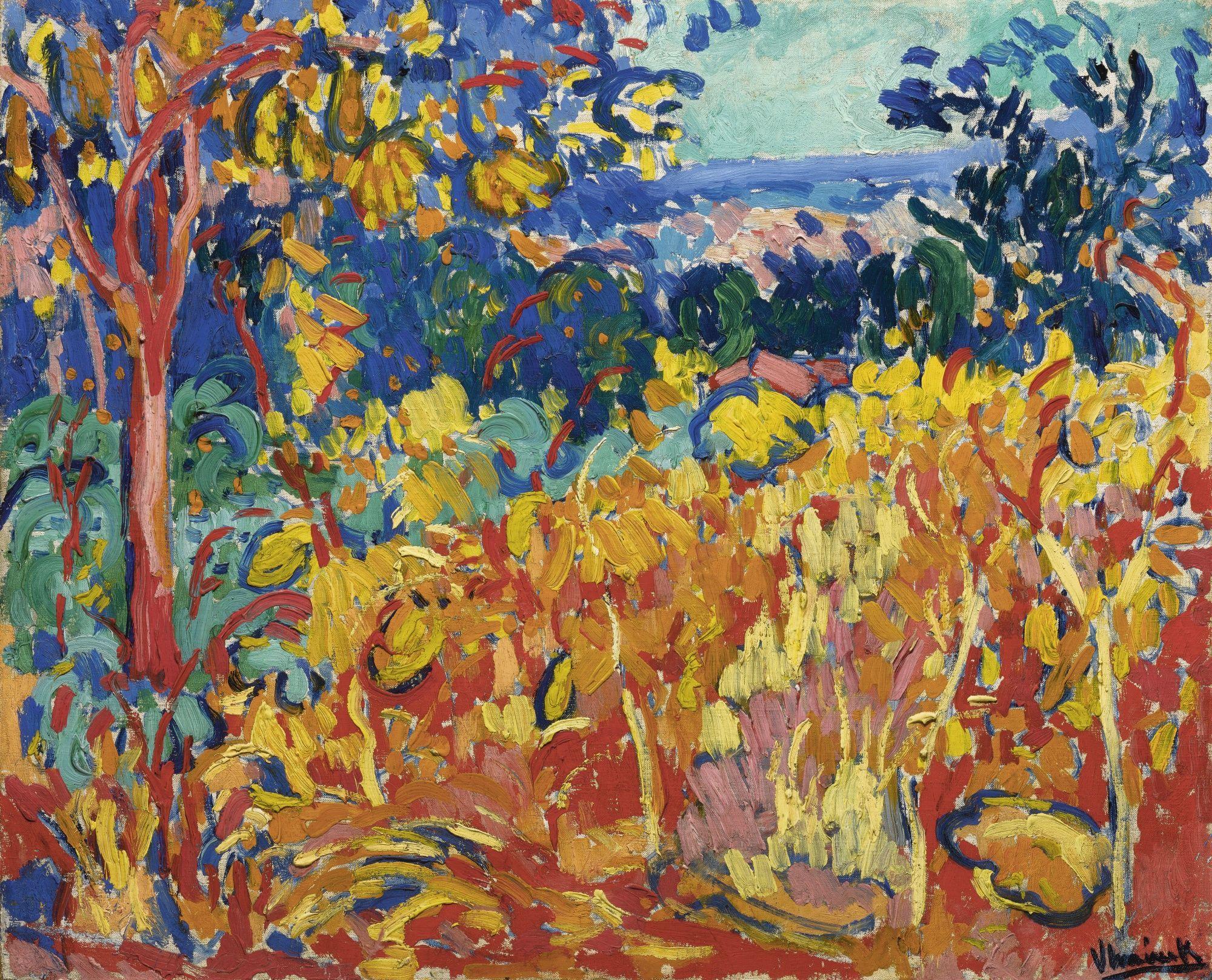 Картинки по запросу maurice de vlaminck paintings