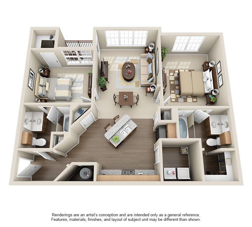 Phenomenal 1 2 3 Bedroom Luxury Apartments In Missouri City Tx Download Free Architecture Designs Aeocymadebymaigaardcom