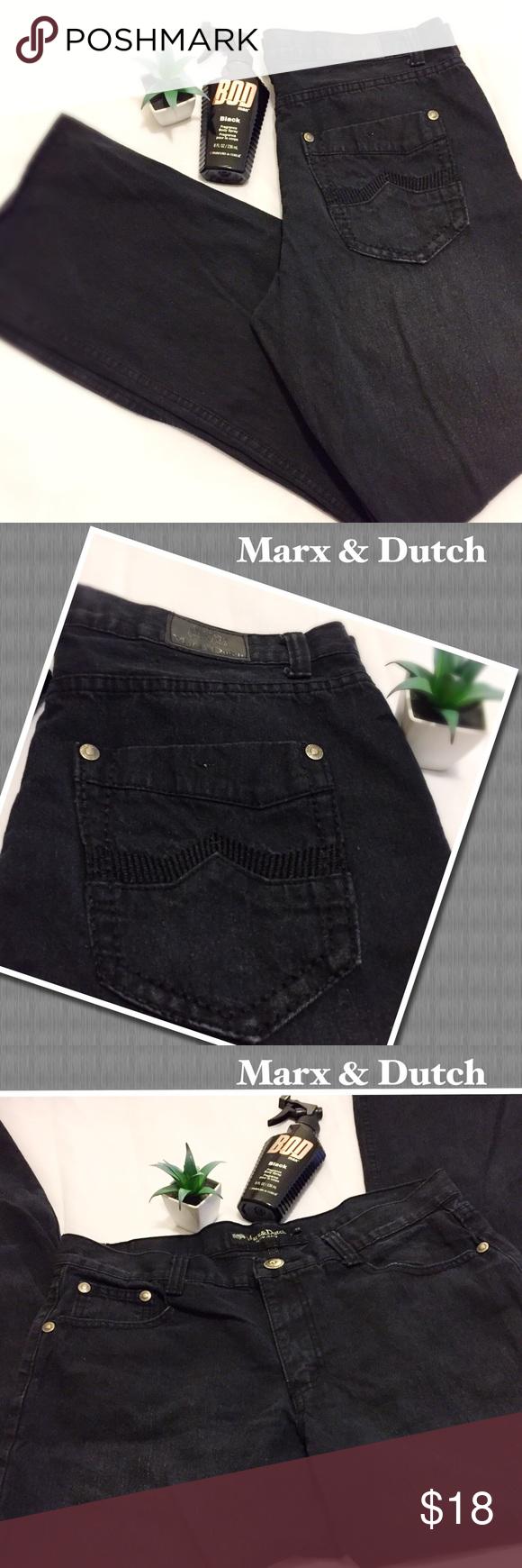 Marx Dutch Men S Jeans Clothes Design Charcoal Color Mens Jeans
