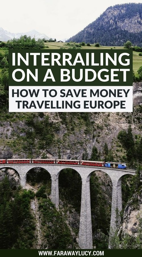 , Interrailing on a Budget: How to Save Money Travelling Europe, My Travels Blog 2020, My Travels Blog 2020