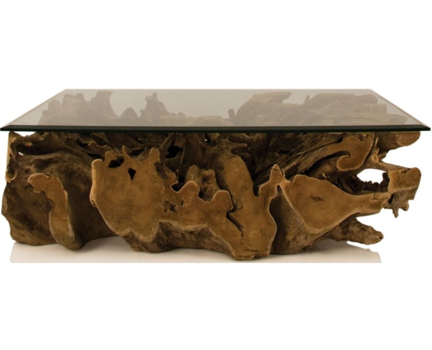 Weylandts Products Furniture Teak Root Rectangular