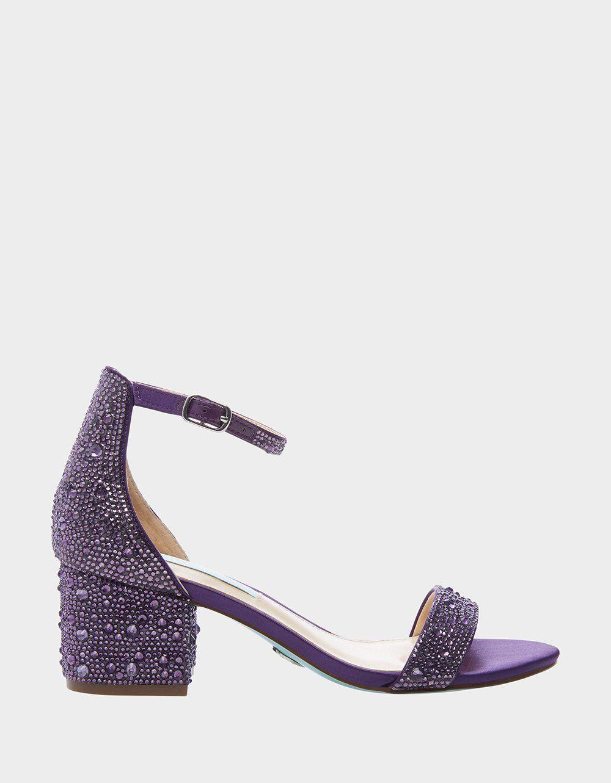 Sb mari purple | Betsey johnson, Purple accessories, Purple