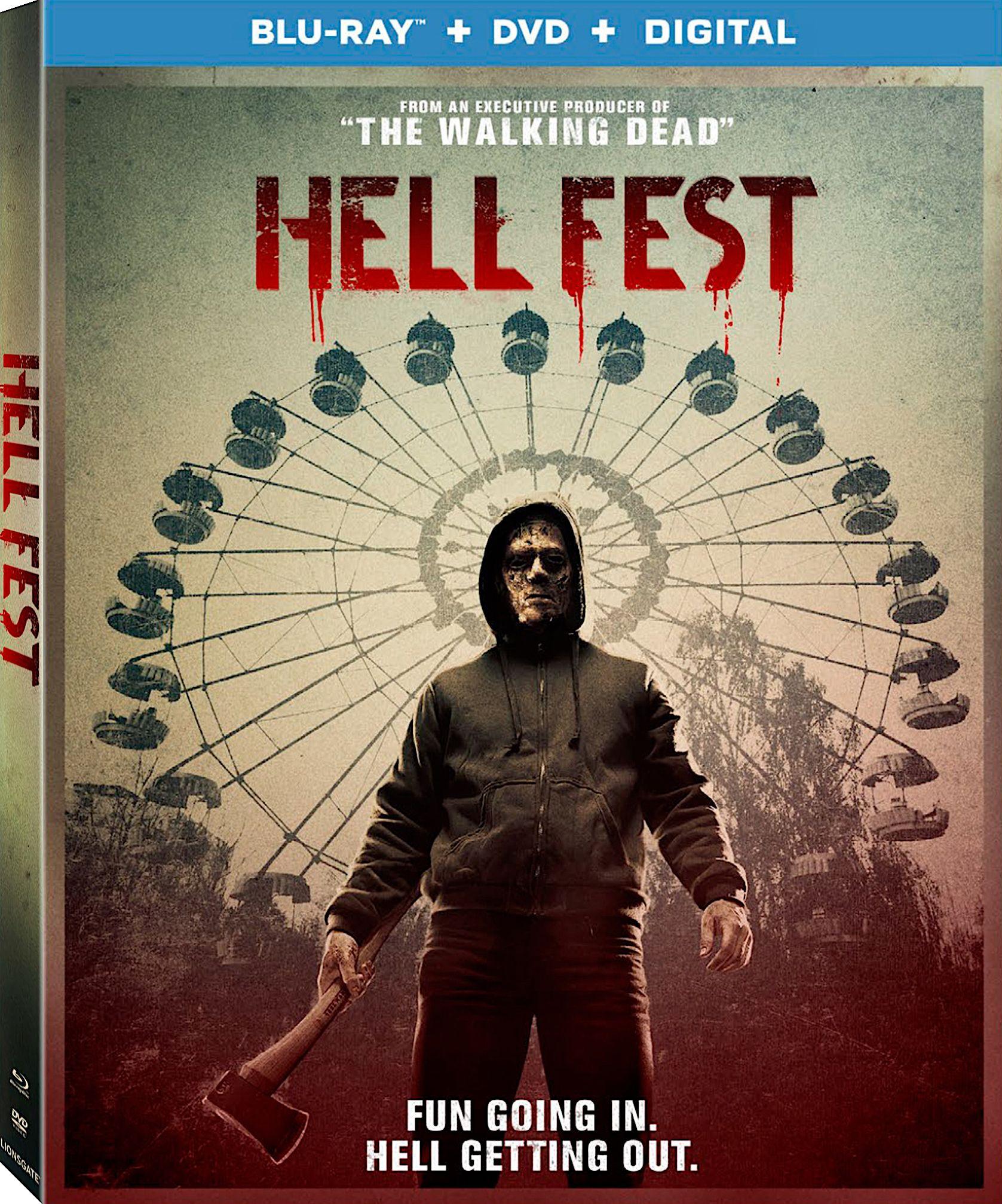 ผลการค้นหารูปภาพสำหรับ hellfest 2018 movie poster