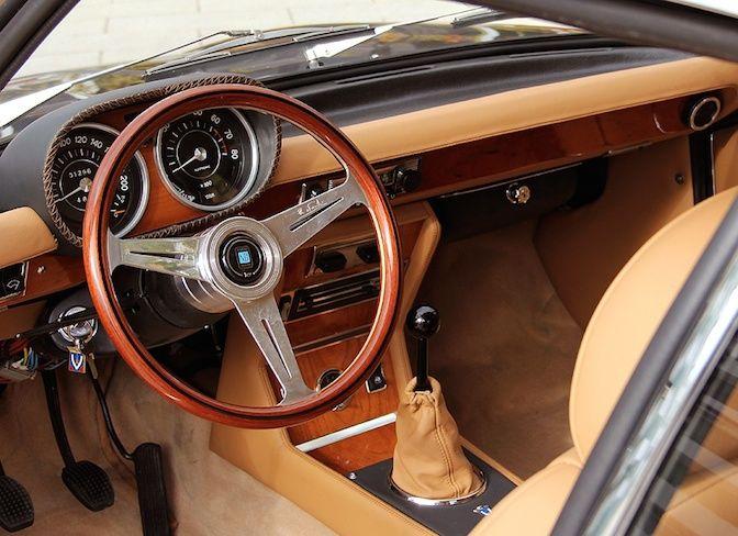 Clasicos Fiat 125s Samantha Coupe Vignale Con Imagenes Coches
