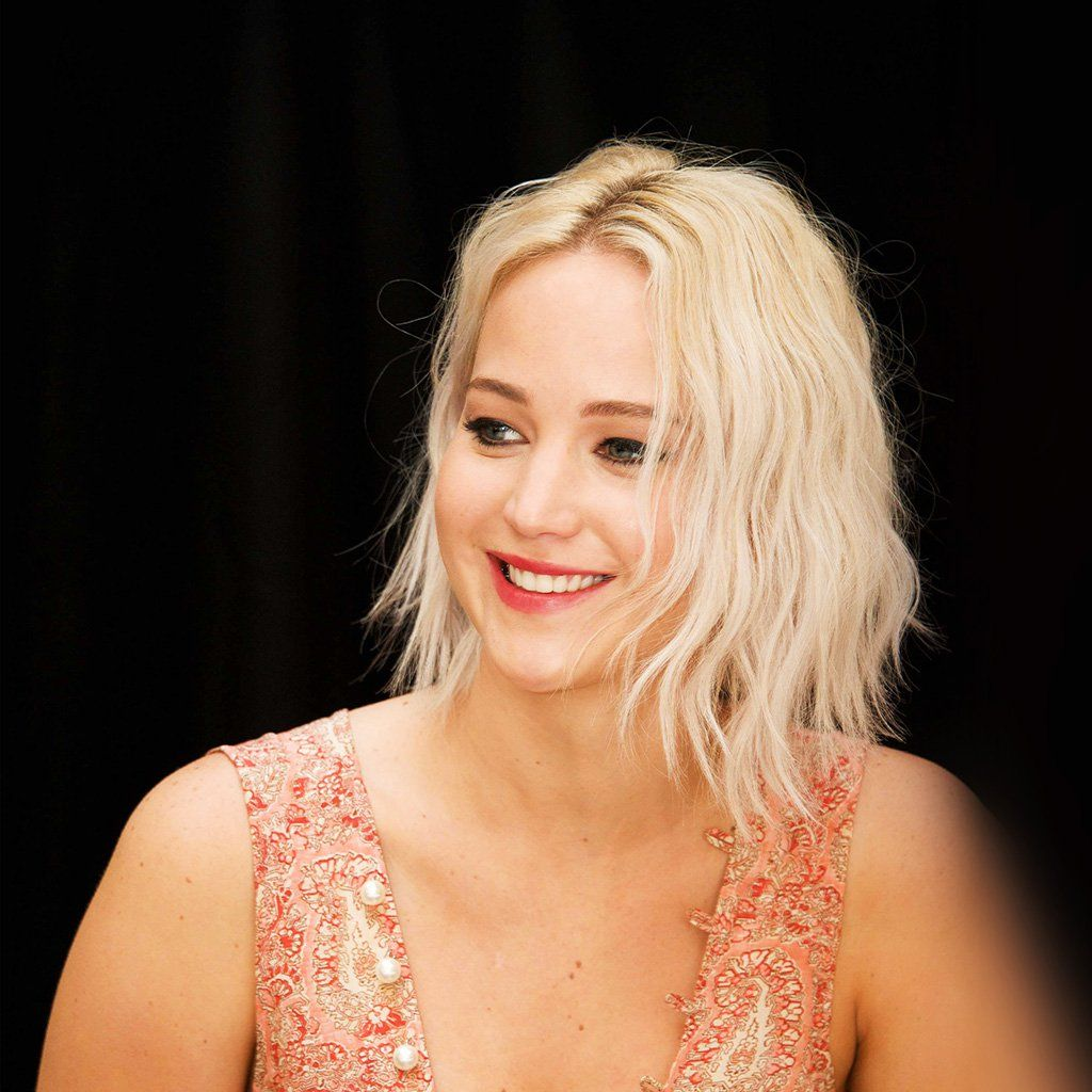 Jennifer Lawrence Actress Celebrity Beauty Ipad Wallpapers