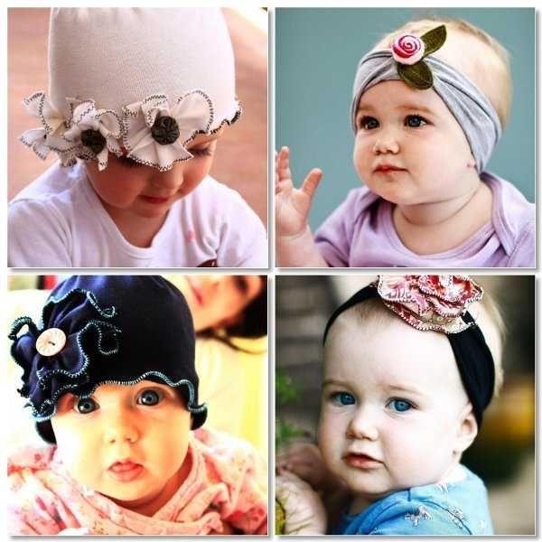 Accesorios cabello ni as 9 diademas headbands for Decoraciones para el pelo