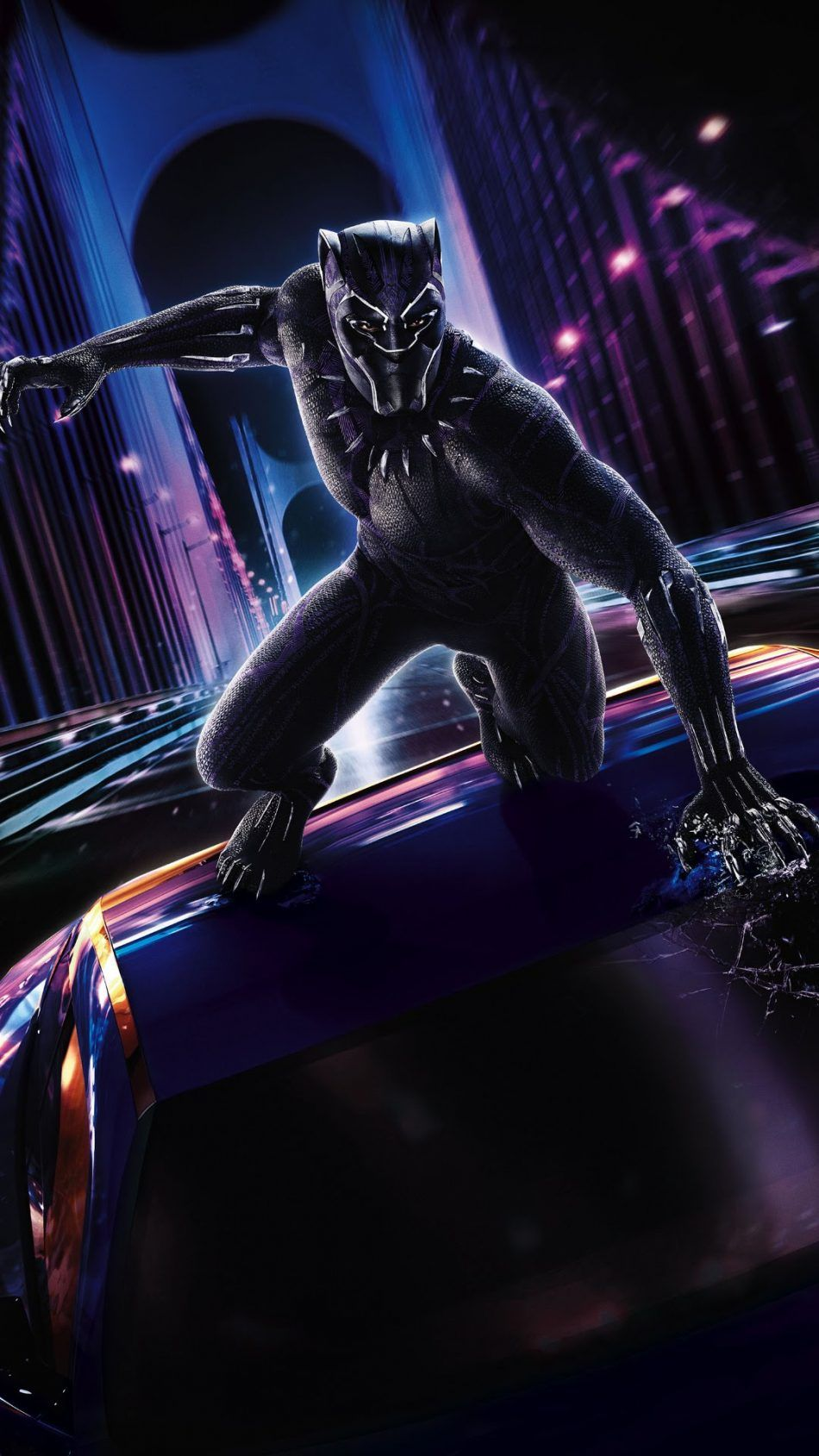 Black Panther Iphone Wallpaper Download Black Panther Marvel Black Panther Black Panther Movie Poster