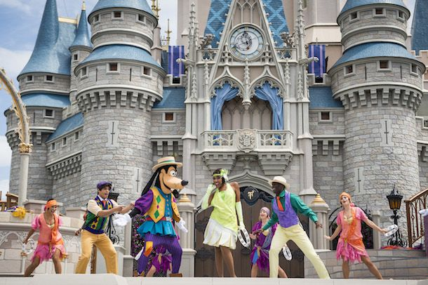 disney worlds magic kingdom mickeys royal friendship faire now open
